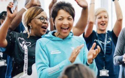 Marlene Coetzee-George Appointed Laureus Sport SA CEO