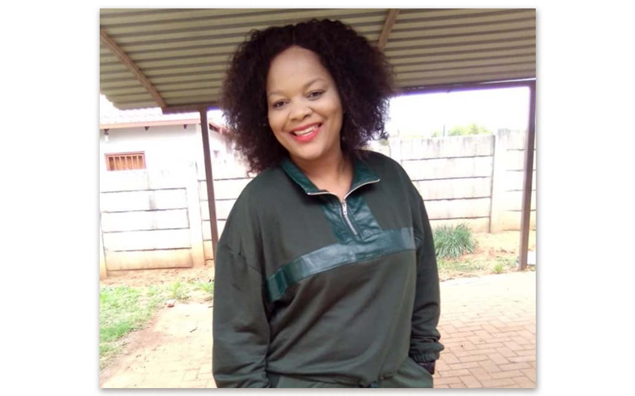 Radio and TV sports journalist, Dikeledi Letsiri, hopes to use her extensive knowledge and experience to continue blazing a trail for young women to fulfil their career dreams. Photo: Supplied