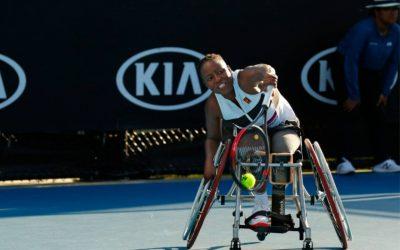 KG Montjane Makes Wimbledon History