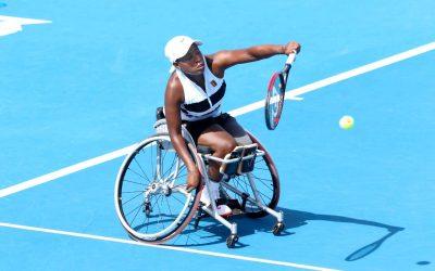Kg Montjane Earns Singles Semi-Final Spot at Wimbledon