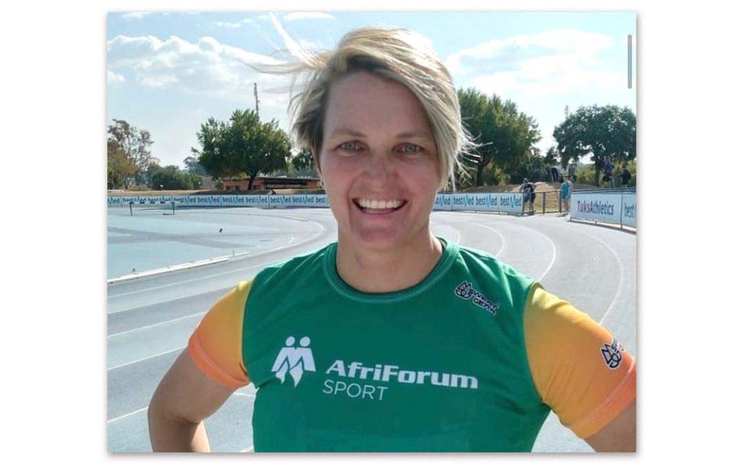 2016 Medalist Sunette Viljoen Wishes Olympic Debutant Jo-Ané van Dyk
