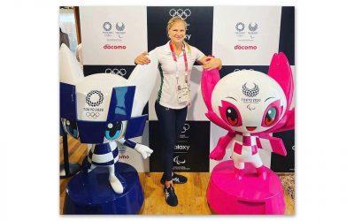 Bridgitte Hartley Aiming to Enhance Athletes' Olympic Journey