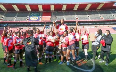 Mastercard Golden Lions Women Claim First Division Title
