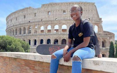 Boipelo Awuah Draws Positives from Olympic Experience