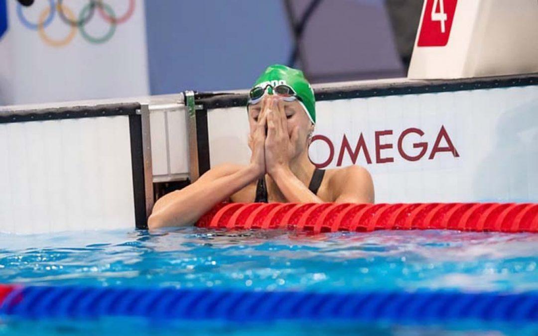 Schoenmaker and Corbett Progress to 200m Breaststroke Semi-Final
