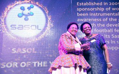 Sasol Partners Momentum gsport Awards