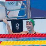 Schoenmaker and Corbett Record SA Olympic Swimming History