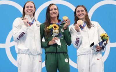 Tatjana Schoenmaker Wins SA's First Tokyo Games Gold Medal
