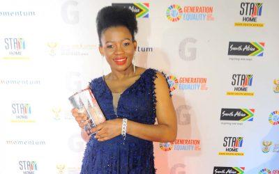 Vermaak, Msomi, Molotsane Contest Telkom Woman of the Year