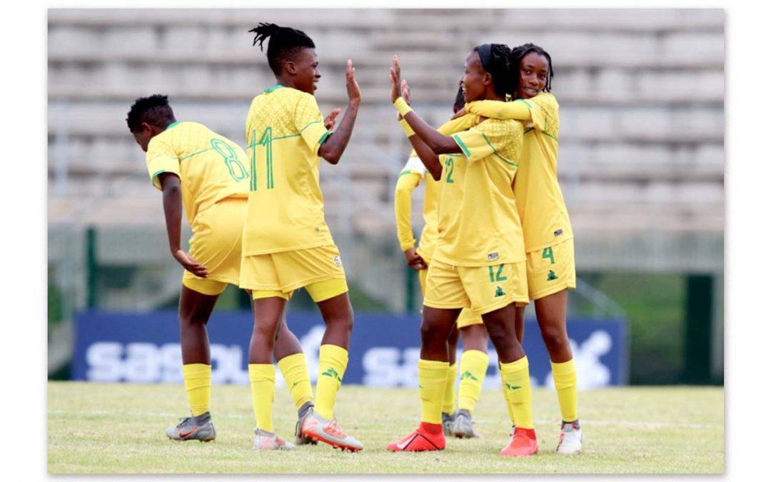 Banyana Banyana Drawn in Group A of COSAFA Women's Champs