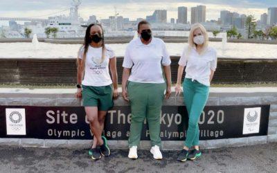 The Women Behind Team SA's Tokyo 2020 Success