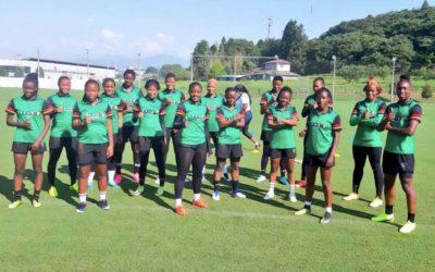 Copper Queens Climb FIFA Women's Rankings Ahead of COSAFA Cup