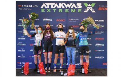 Yolande de Villiers Wins Third Attakwas Extreme MTB Title