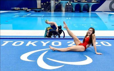 Alani Ferreira Breaks 400m Freestyle African Record at Paralympics
