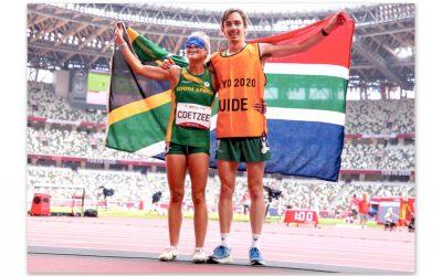 Louzanne Coetzee Wins 1500m Silver with Career Best in Tokyo