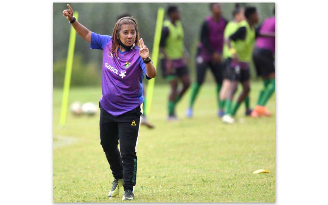 Ellis Names 25-Member Squad for Aisha Buhari Cup