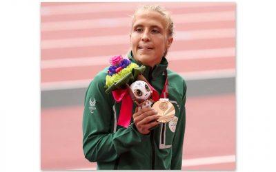 Louzanne Coetzee Breaks World Record, Bags Second Medal