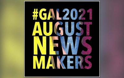 #gsport16 Winners Headline August Newsmakers List