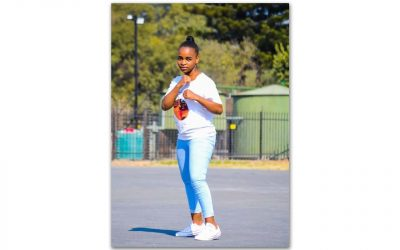 Asande Simelane Aims to Become Best Female Boxer in SA