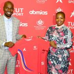 Simphiwe Dludlu Aims to Build Women's Football in Africa