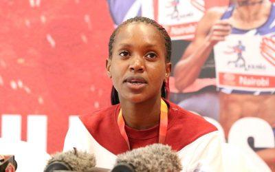 Christine Mboma Sets Sights on Kip Keino Classic Title
