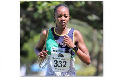 Kesa Molotsane Crowned SA Cross Country Champion