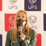 UFS Celebrate Louzanne Coetzee and Kovsies Netball Team