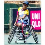 Kgothatso Montjane Marches On at SA Spring Tennis Open