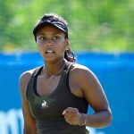 Foreign Four Fight Out SA Spring Open Singles