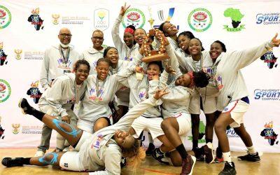 VUT Crowned 2021 USSA Women's Basketball Champions