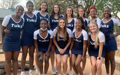 Tuks Crowned 2021 USSA Netball Champs