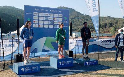 SA Women Dominate 2021 Africa Triathlon Cup