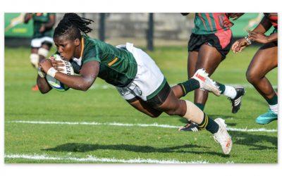 Lusanda Dumke Wants Women's Provincial Rugby Teams to Be Semi-Pro