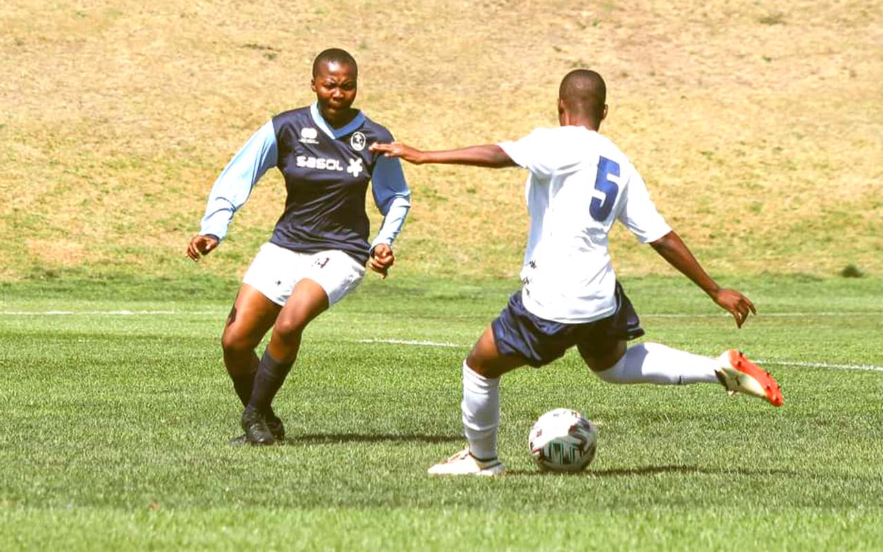 Wits University FC topped the Gauteng Stream in the Sasol Women's League action this past weekend after claiming a comfortable victory against Lusaka Ladies FC on Friday. Photo: Wits FC (Facebook)