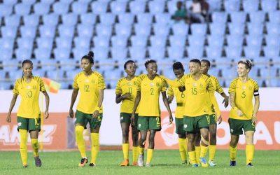 Banyana Banyana Continue Winning Momentum at COSAFA Cup