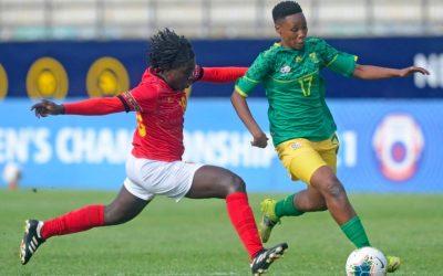 Banyana Banyana and Angola Share Spoils