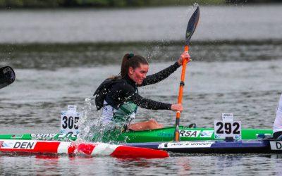 Christie Mackenzie Bags Bronze for Team SA
