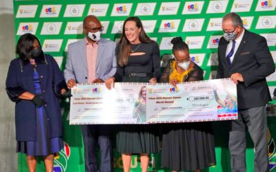Olympic and Paralympic Stars Receive Prize Money Incentives