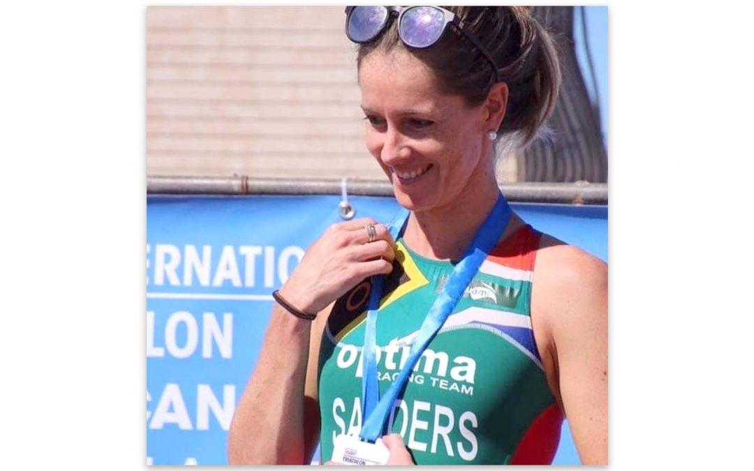 Gillian Sanders Retires from Professional Sport