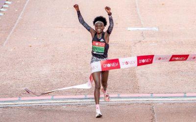 Joyciline Jepkosgei Claims Maiden London Marathon Title