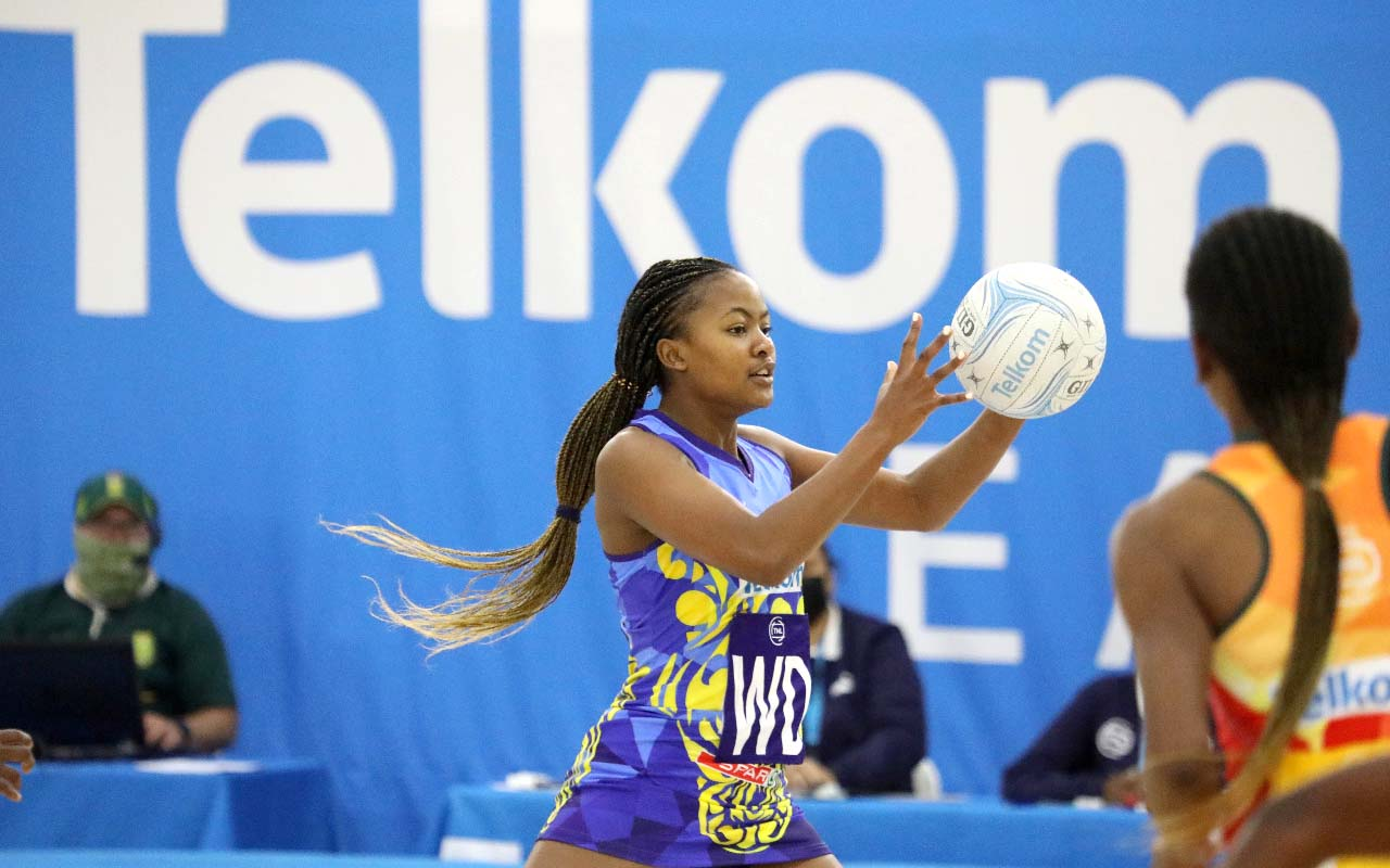 As we continue to shine the spotlight on rising Telkom Netball League players, we get to know more about Gauteng Jaguars' new recruit, Melodine Jacobs. Photo: Supplied