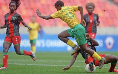 Banyana Banyana Set Sight on Bronze Medal at COSAFA Champs