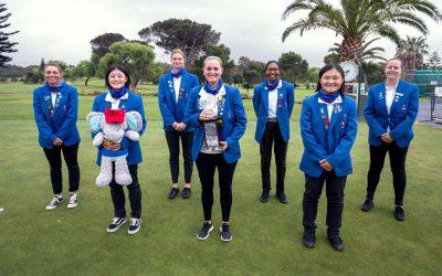 Western Province Edge Gauteng for Golf IPT Title in Rondebosch