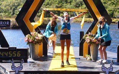 Bianca Tarboton Wins 2021 Otter Women's Race