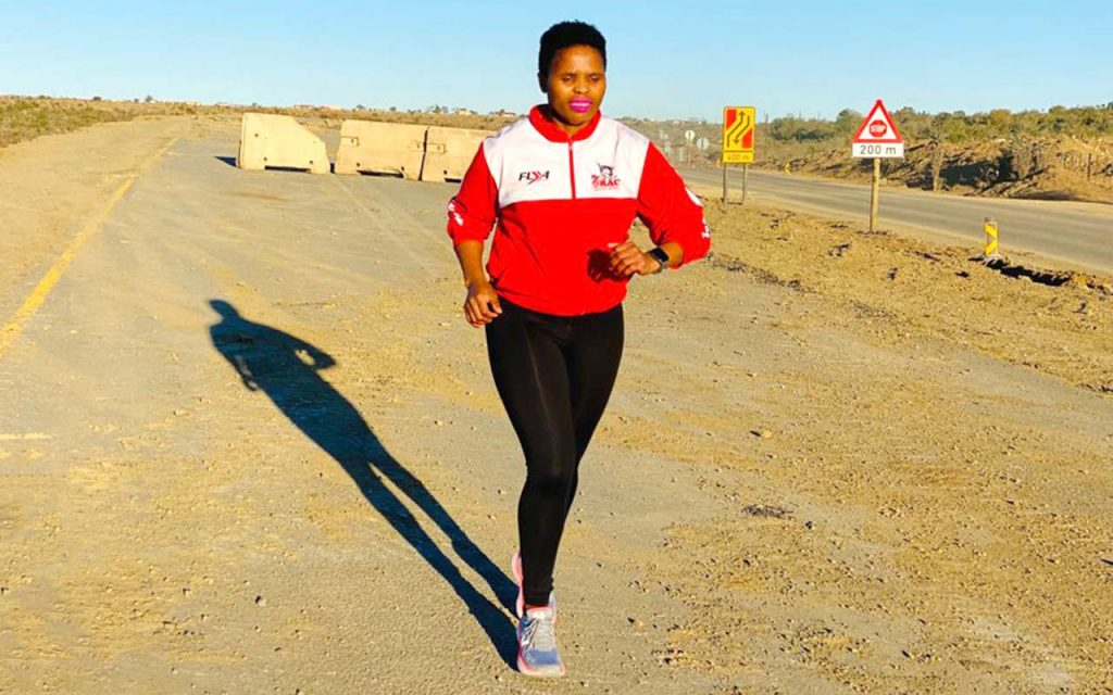 Eastern Cape Department of Sport, Recreation, Arts and Culture, MEC Fezeka Nkomonye, is a women's sport advocate who believes much needs to be done to close the gap between men's and women's sport. Photo: Supplied