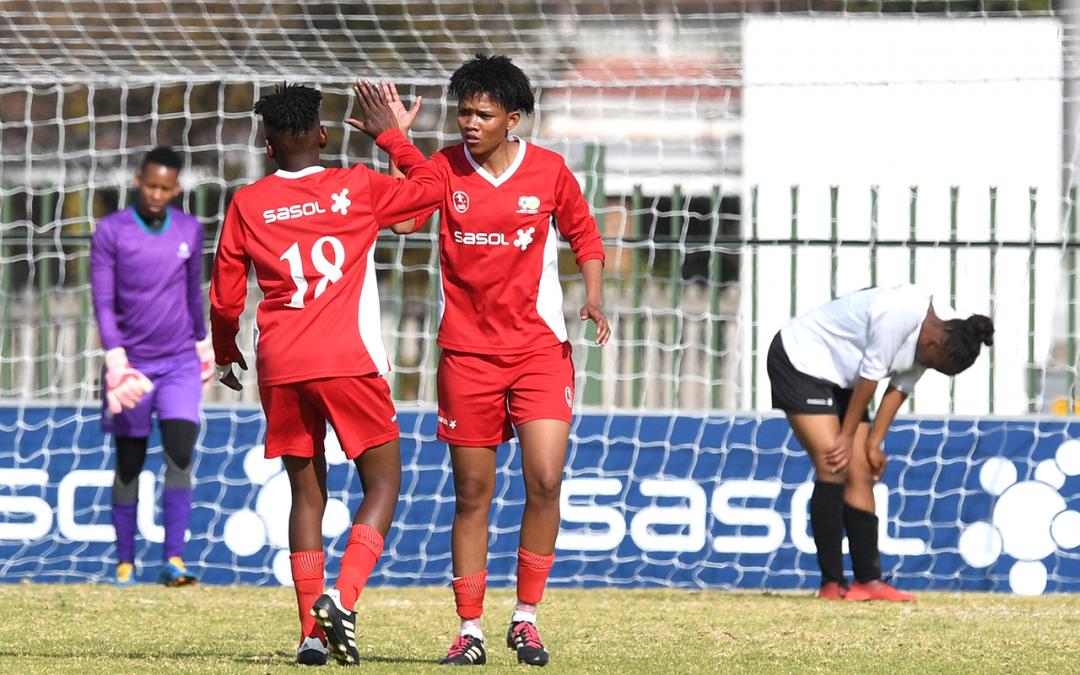 De Jaguar FC tamed by Central University of Free State