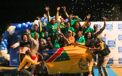 MTC Namibia Increase Netball League Prize Money