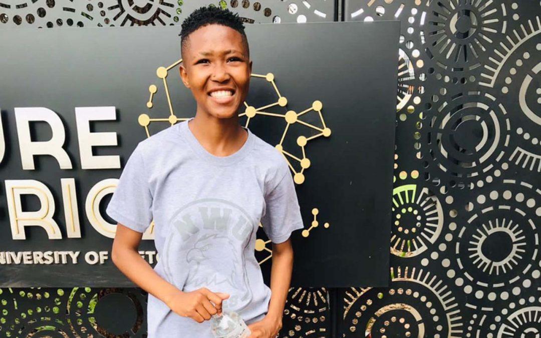 Tshenolo Kgashwane on Path to Football Success