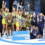 Gauteng Jaguars Claim 5thTelkom Netball League Title