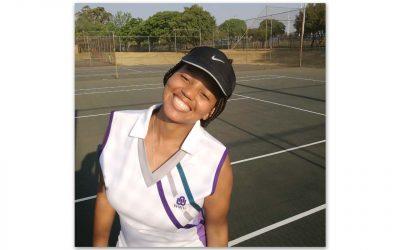 Olerato Monareng Aims to Develop Future Tennis Stars